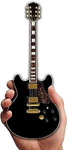 FanMerch Mini Guitar B.B. King Collectible BB King Famous Signature Guitar Replica