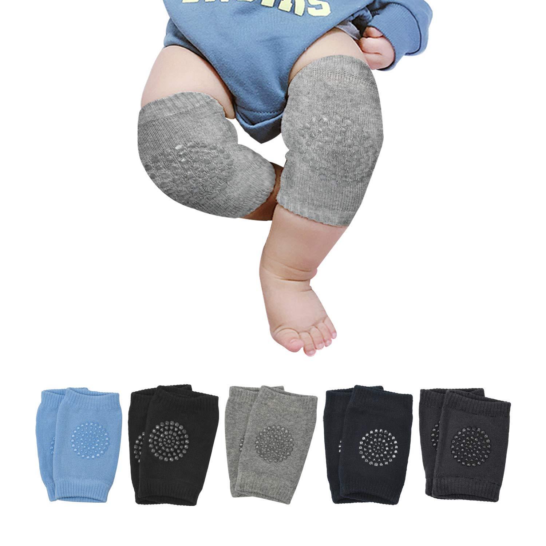 Un Par de Rodilleras Para Bebe Protector Para Gatear Crawling Knee Pads Baby by JSLY