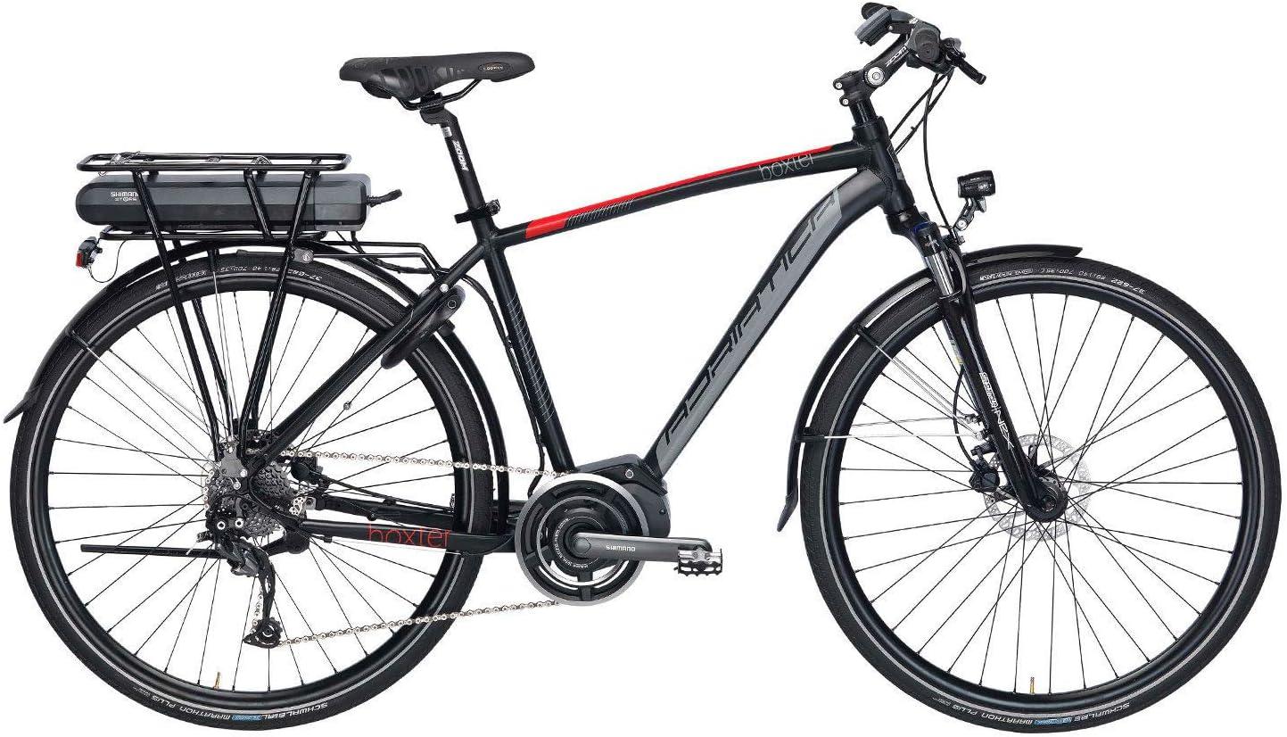 Adriatica Bicicleta eléctrica para hombre 28' E1 Steps Shimano 8 V 250 W