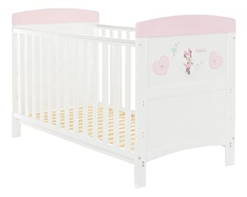 Obaby disney minnie mouse kinderbett: amazon.de: baby