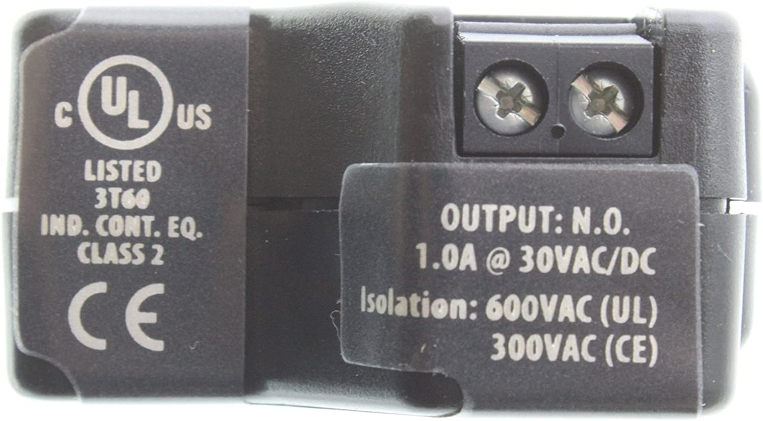 HAWKEYE INST INC H-800 Current Switch Solid CORE Output .1AMP 30VAC//DC
