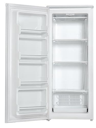 Danby DUFM085A2WDD1 Upright Freezer, 8.5 Cubic Feet