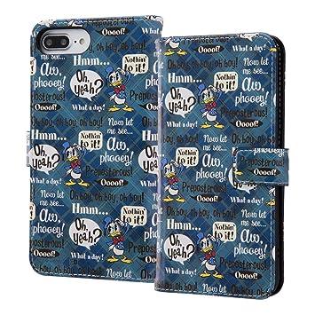 2eec25a8c8 Amazon | iPhone 8 Plus/7 Plus/6s Plus/6 Plus ディズニーキャラクター ...