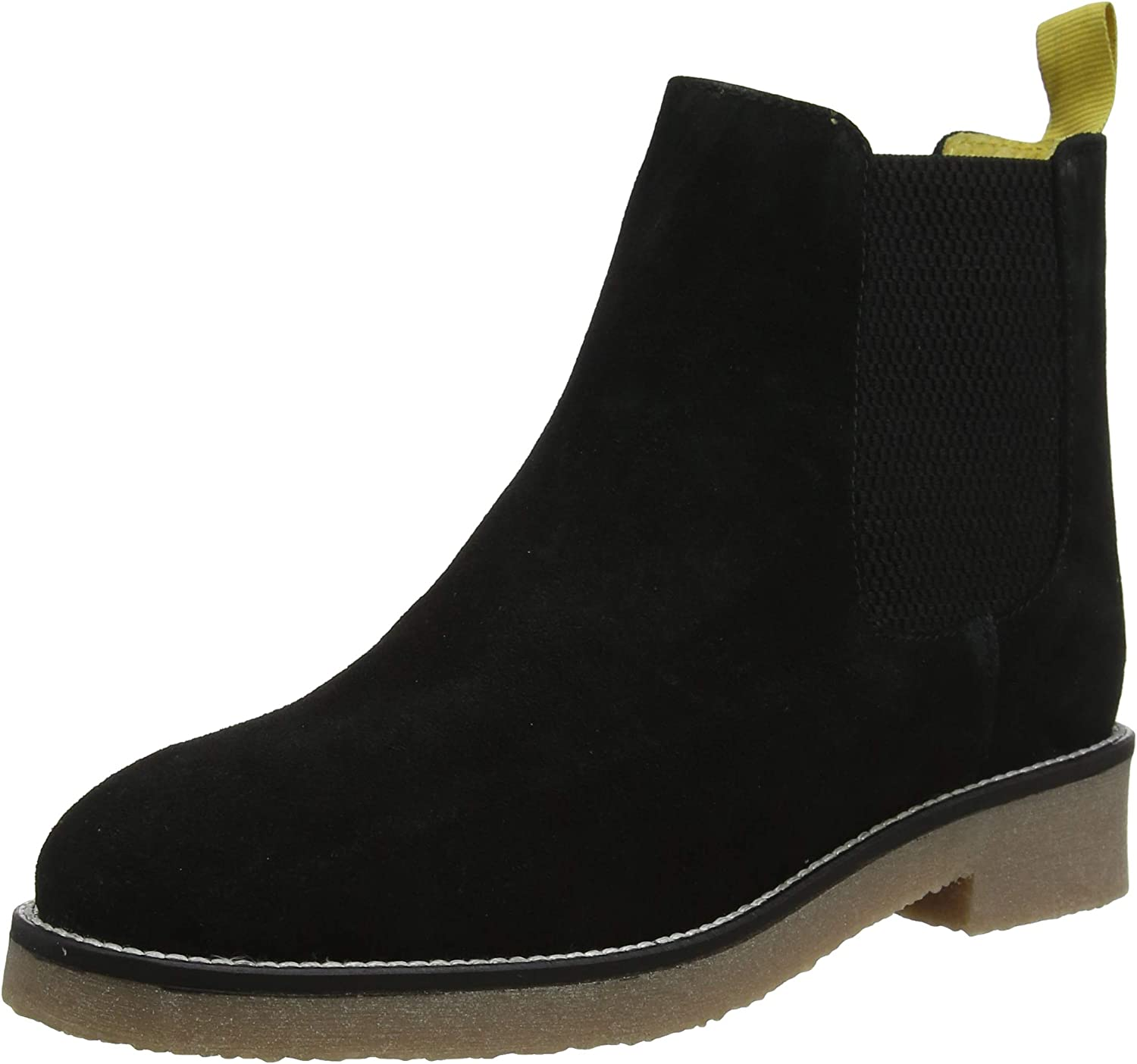 Joules Womens Chepstow Chelsea Boots Tan