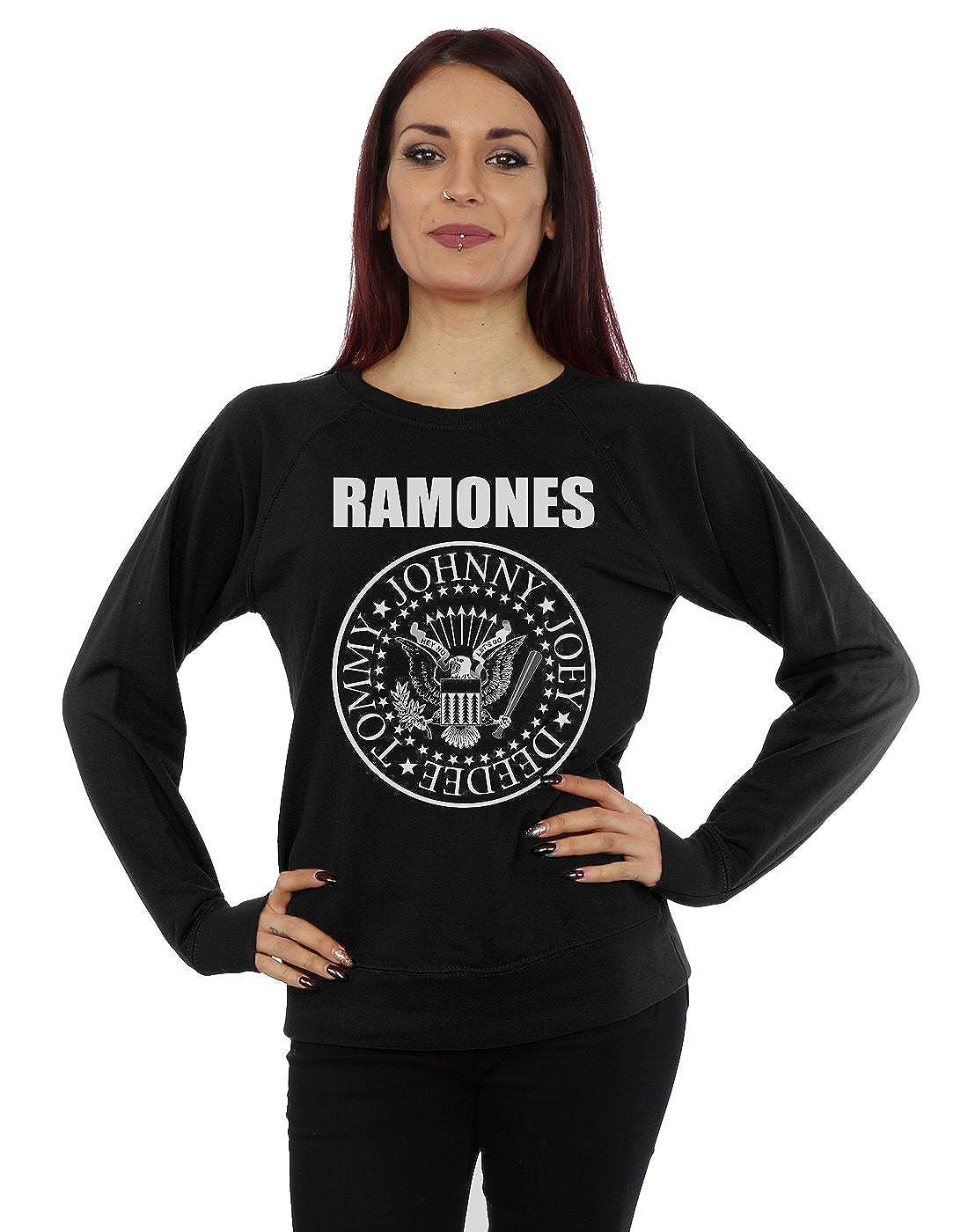 Ramones mujer Presidential Seal Camisa de entrenamiento