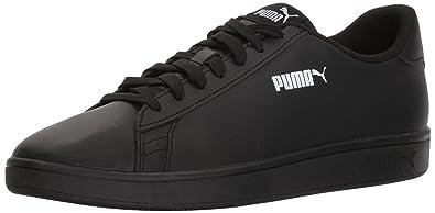 43d8da93ffb PUMA Men s Smash Leather Perf Sneaker