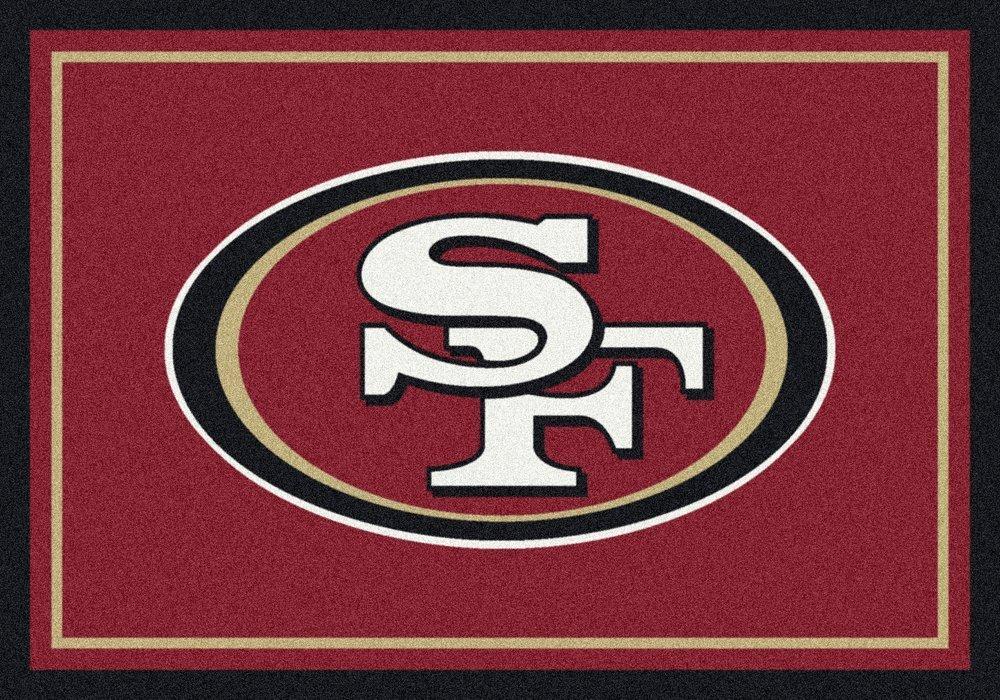 【期間限定特価】 Milliken NFLチームエリアラグマット Milliken 3'10