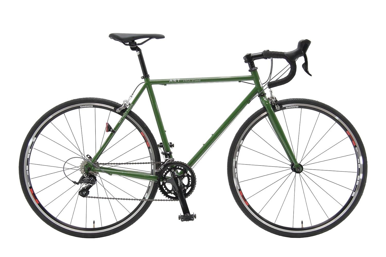 Artcyclestudio(アートサイクルスタジオ) ロードバイク s700 B01BNTC98C 530|オリーブ オリーブ 530