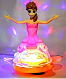 Zest 4 Toyz Dancing Princess Robot with Music and 3D Lights