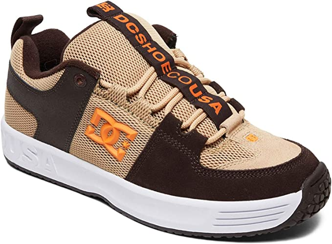 DC Shoes Men's Lynx OG S Skate Low