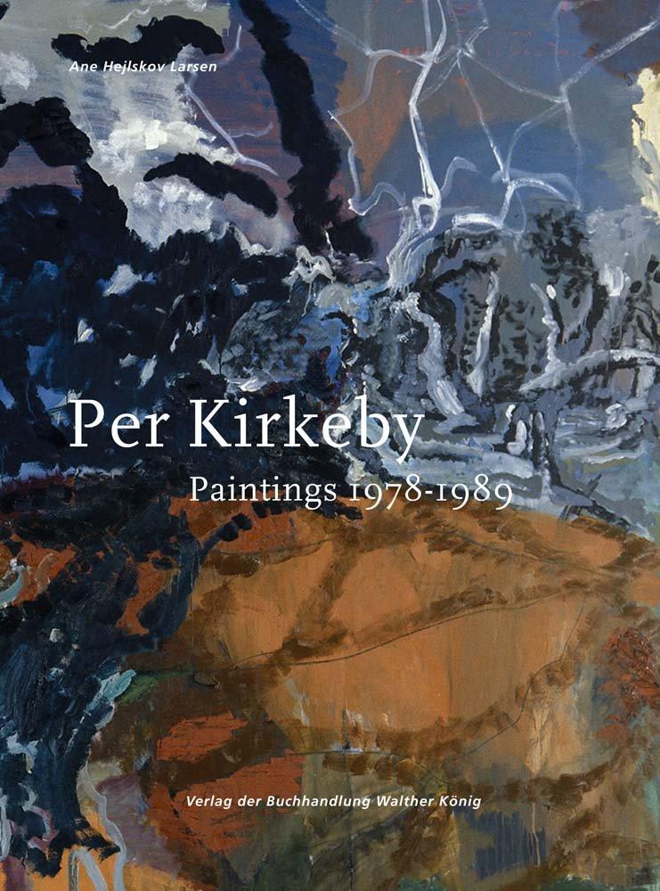 Per Kirkeby. Paintings 1978-1989. Catalogue raisonné. Vol 2: Galerie Bo Bjerggaard, Dänemark