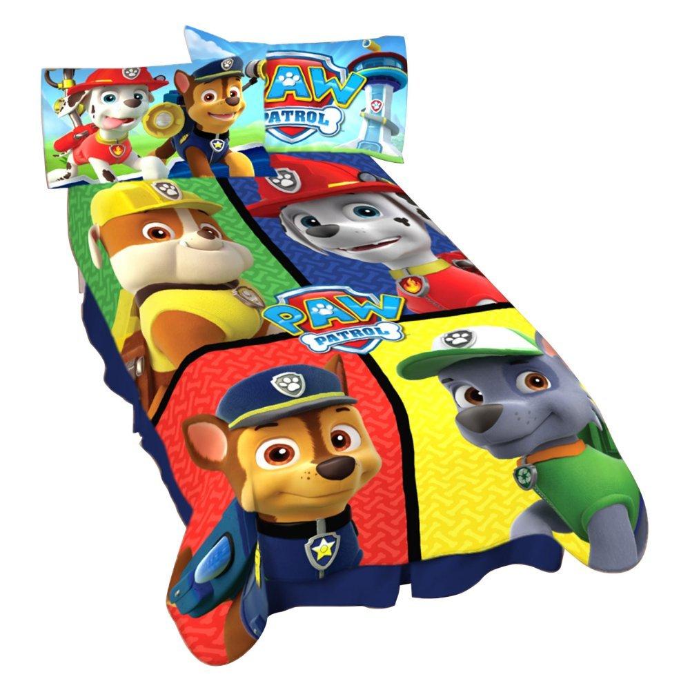 Nickelodeon Franco Paw Patrol Saving Our Friends Blanket