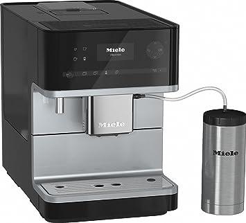 Miele CM 6350 OBSISW - Maquina de café libre instalación