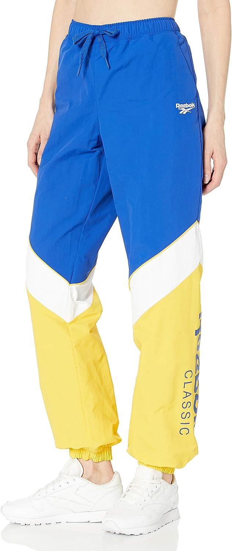 Reebok Classics Trackpants Pantalones, Cobalto, Small para Mujer ...