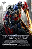 """Posters USA - Transformers Dark of the Moon Movie Poster GLOSSY FINISH - MOV844 (24"""" x 36"""" (61cm x 91.5cm))"""