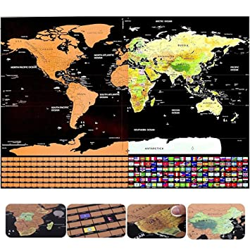 Scratch map artscratch off world mapinteractive travel scratch map scratch map artscratch off world mapinteractive travel scratch map black and gold gumiabroncs Image collections