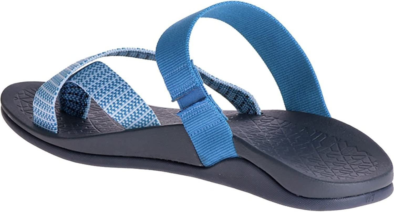 Chaco Women's Tetra Cloud Athletic Sandal Bluebell Eclipse