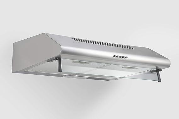 Khu de 603 Acero Inoxidable Campana 60 cm Armario – Fregadero Filtro: Amazon.es: Hogar