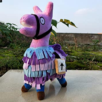 Plush Toy,Kasien 2018 Little Donkey Hot For Fortnite Loot Llama Plush Toy Figure Doll