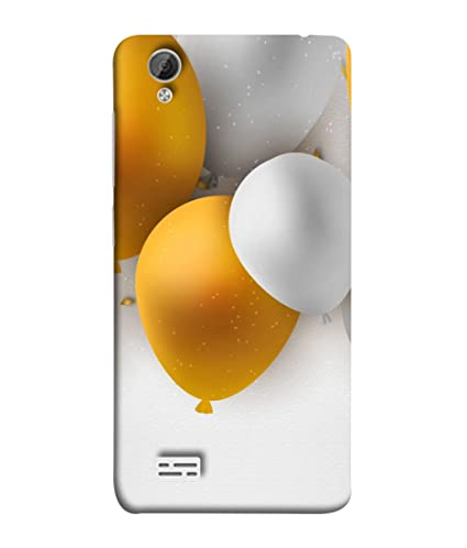 best service 9b3eb 10a6b VIVo Y31, VIVo Y31L Back Cover Party Balloons: Amazon.in: Electronics