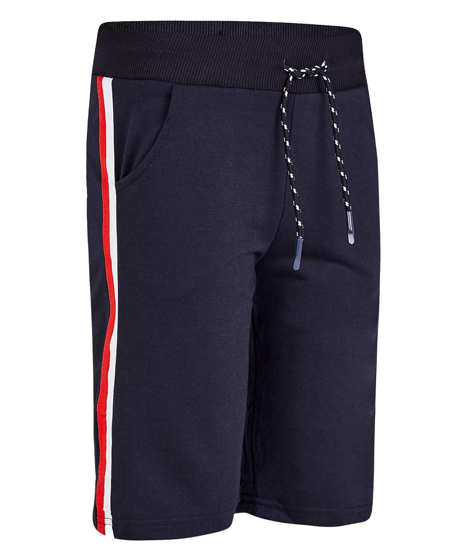 LotMart Bambini Lato Modello Base Pantaloncini Estivi Vita Elasticizzata