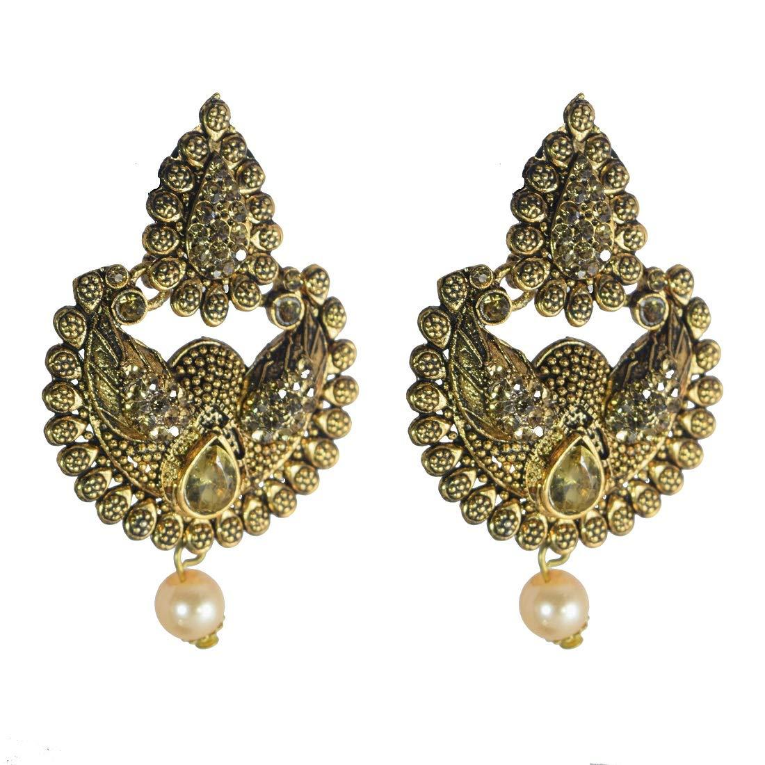 Navya Collection Fashion Drop Earring Jewelry