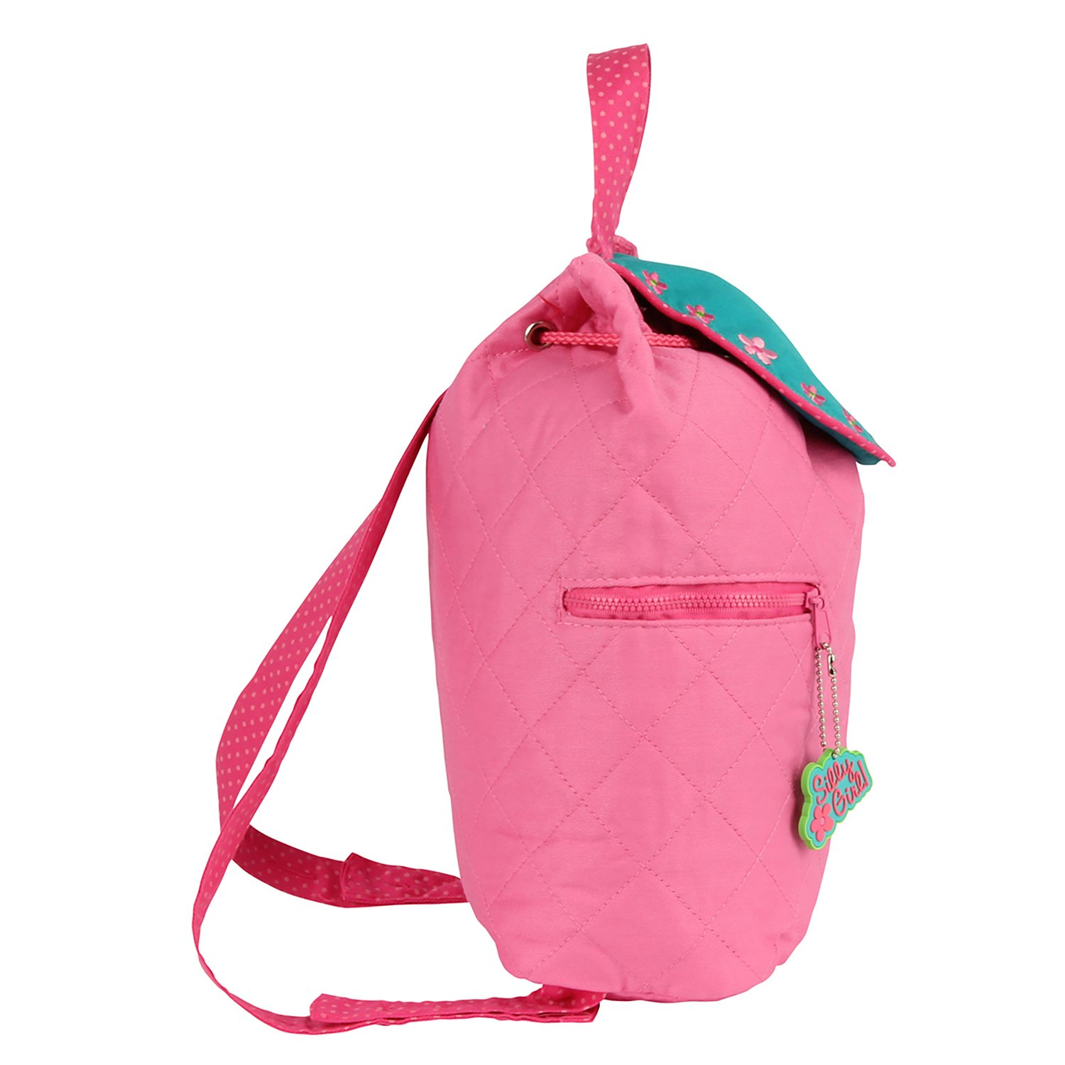Stephen Joseph girls quilted backpack