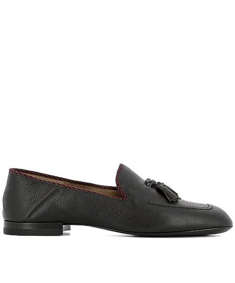 Gucci Hombre 450993Dte102165 Marrón Cuero Mocasín: Amazon.es: Zapatos y complementos