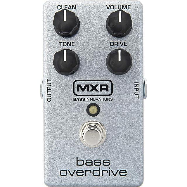 リンク:M89 Bass Overdrive