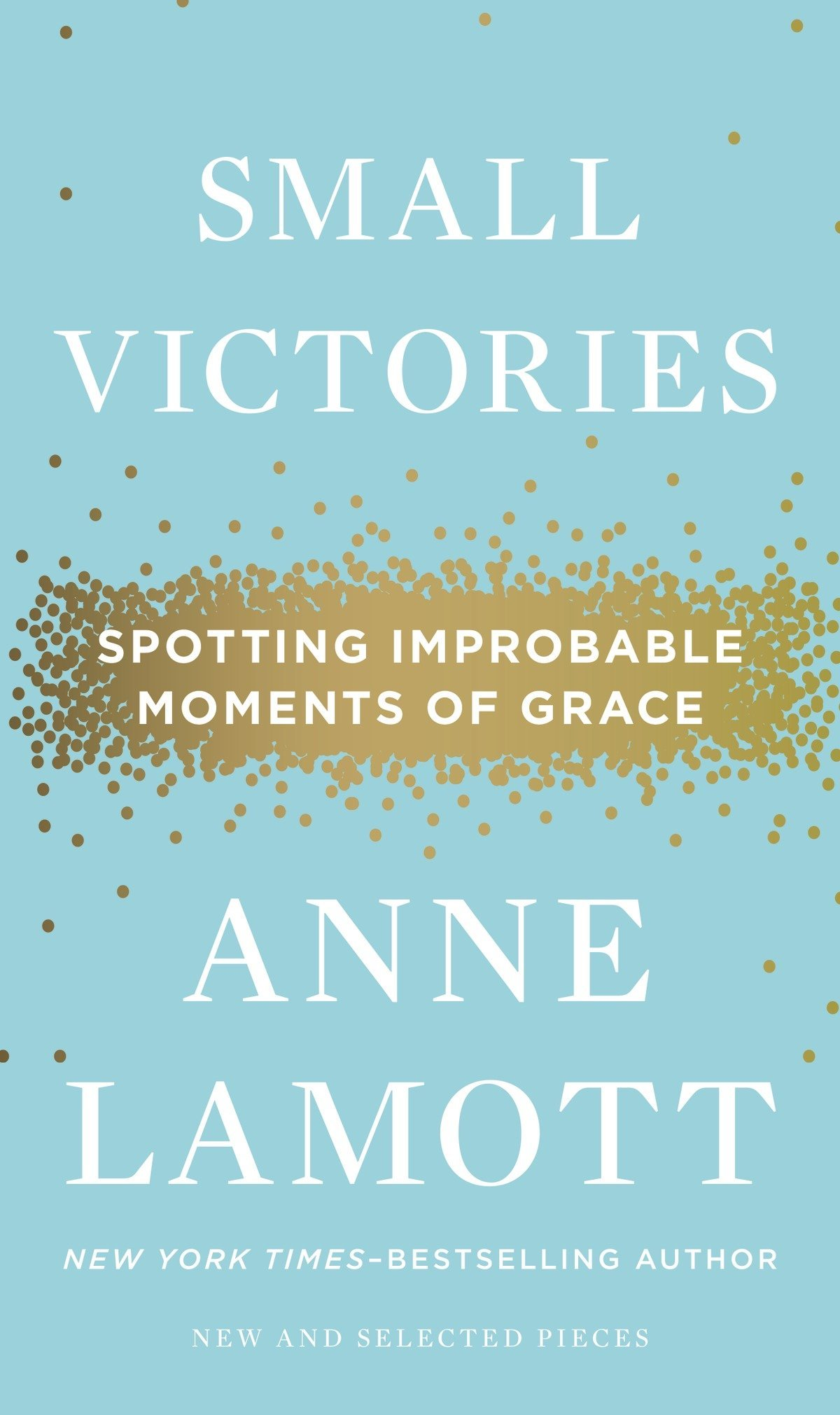 Image result for small victories anne lamott