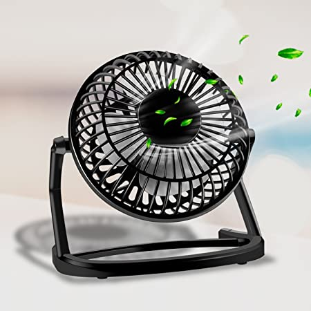 Ventilador USB, innislink Silencioso Mini Fan Portatil Lightweight ...