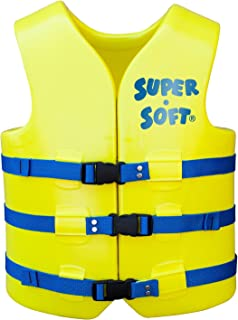 product image for TRC Recreation Adult Super Soft USCG Vest XXLarge - Yellow