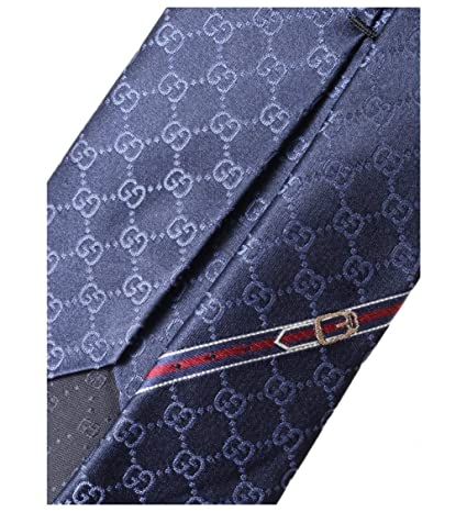Gucci - Corbata - para hombre Azul azul: Amazon.es: Ropa y accesorios