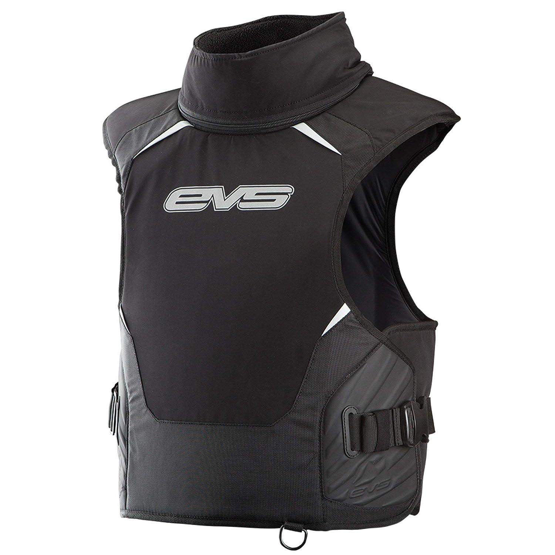 SV1T-M//L EVS Sports SV1 Trail Protective Snow Vest Black, Medium//Large
