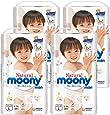 Natural moony Man 纸尿裤L (9~14kg) 152枚 (38枚×4)【箱装】【自然棉纸尿裤】