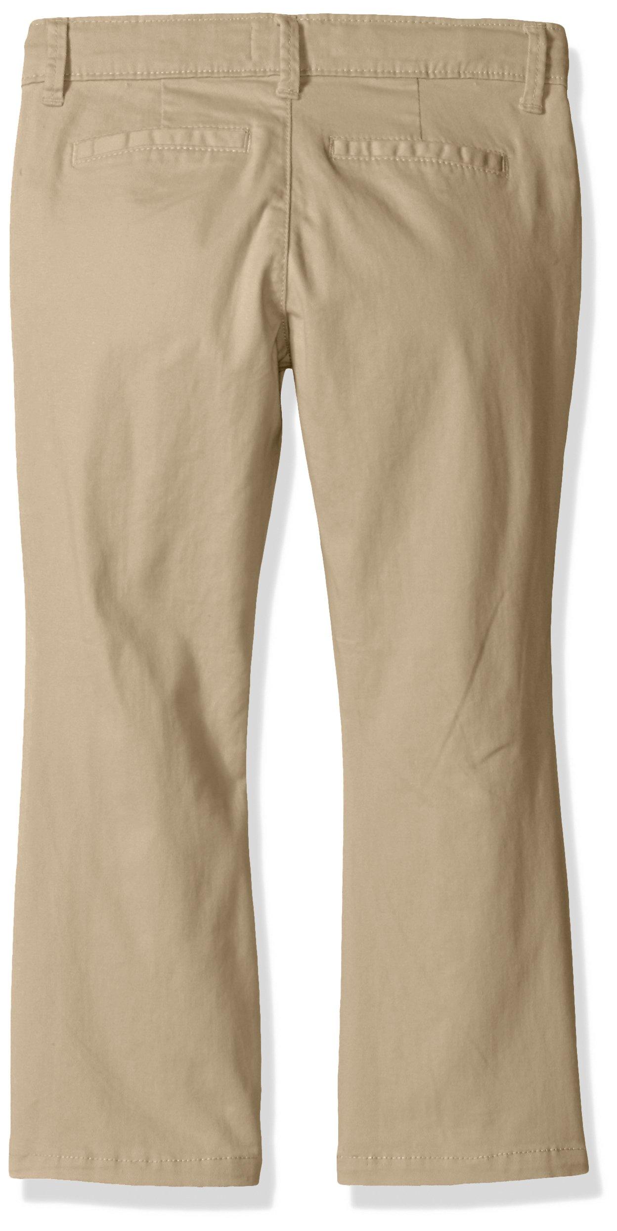 The Children's Place Big Girls' Uniform Pants, Sandy, 5 by The Children's Place (Image #2)