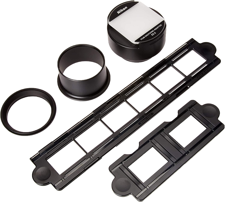 Nikon ES-2 - Accesorio para cámara (Negro): Amazon.es: Electrónica