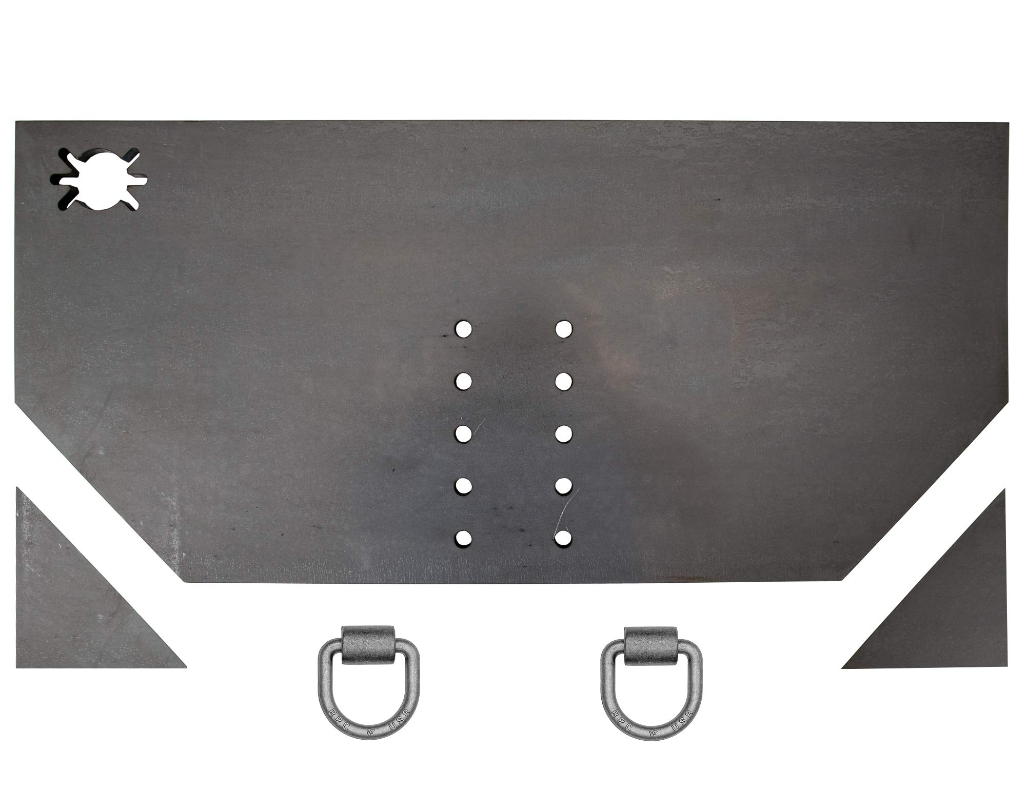 Buyers Products 1809040 Hitch Plate by Buyers Products