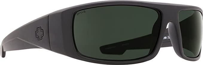 b1cfe2eb9e5 Amazon.com  SPY Optic Logan Wrap Sunglasses
