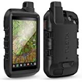 TUSITA Case Compatible with Garmin Montana 750i 700i (NOT for Montana 700)- Silicone Protective Cover - Rugged Handheld GPS N