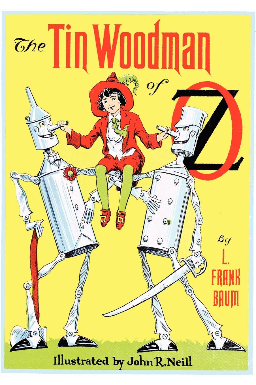 Download The Tin Woodman of Oz ebook
