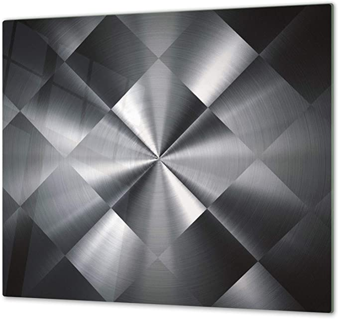 Tempered Glass Worktop Saver Tiles composition Geometric 2x30x52