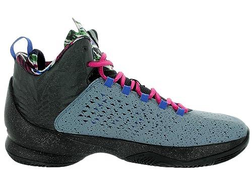 Nike jordan melo m11 graphite/argent/noir - 716227413: Amazon.fr:  Chaussures et Sacs