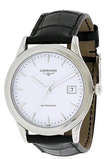 Longines l48744122 la Grande Classique Flagship Automatic Reloj de hombre