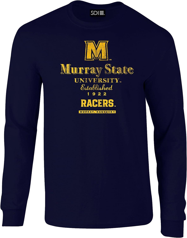 SDI NCAA Stacked Vintage Long Sleeve T-Shirt