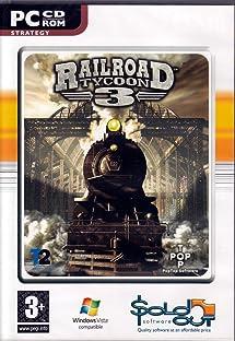 Railroad Tycoon 3 - PC: Video Games - Amazon com