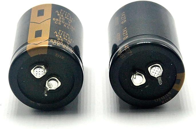 Elko  Kondensator 10000 µF 63V  Elna  Audio Serie ESR  1 STCK.