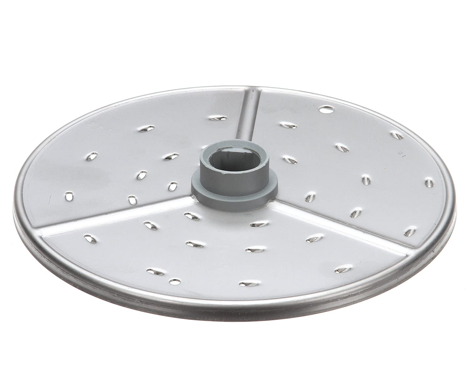 "Robot Coupe 27588 Fine Grating Plate, 9"" Height, 9"" Width, 7"" Length"