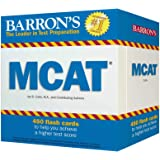 MCAT Flash Cards (Barron's Test Prep)