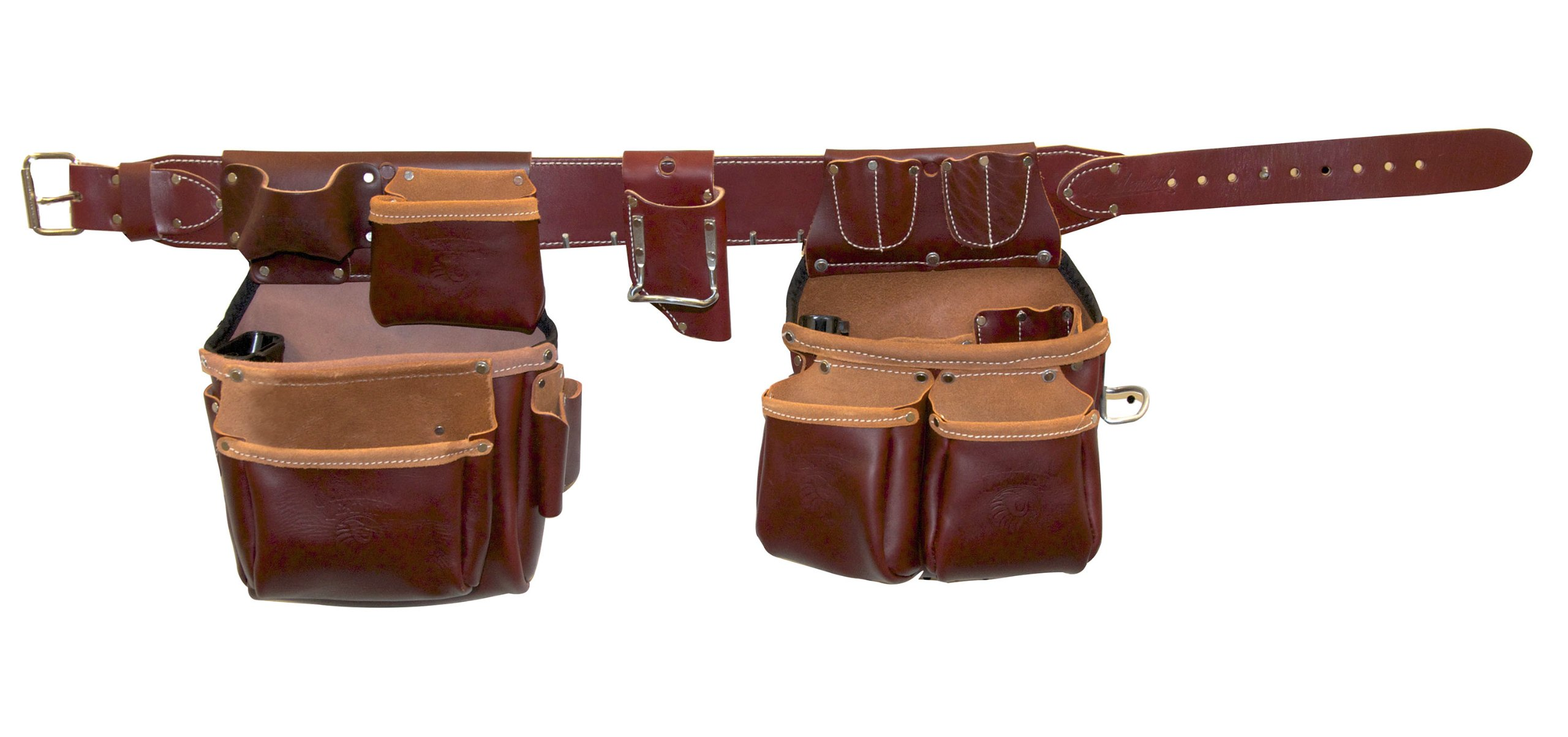 Occidental Leather 5530 XL Stronghold Big Oxy Set Tool Belt System, X-Large by Occidental Leather (Image #1)